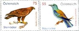 Ref. 254548 * MNH * - AUSTRIA. 2010. FAUNA. BIRDS . FAUNA. AVES - 1945-.... 2ème République