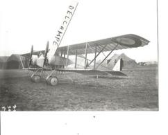 PHOTO AVION CAUDRON A IDENTIFIER 10X7CM - Aviation