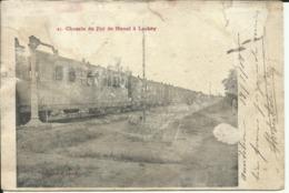 Chemin De Fer De Hanoï à Laokay , CPA ANIMEE , 1908 - Viêt-Nam