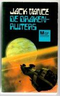 MSF 84: De Drakenruiters (Jack Vance) (Meulenhoff 1975) - SF & Fantasy