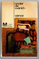 MSF 25: Tchai - Onder De Wankh (Jack Vance) (Meulenhoff 1969) - SF & Fantasy