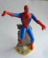 1 FIGURINE MAXI KINDER  SPIDER MAN - MARVEL 2010 INCOMPLET - Maxi (Kinder-)