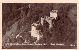 NÖ - Schiltern - Ruine Kronsegg - Langenlois