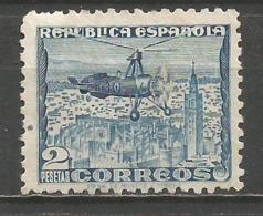 ESPAÑA EDIFIL NUM. 770A DENTADO 10 NUEVO SIN GOMA - 1931-50 Unused Stamps