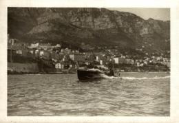 NIEUPORT II 18*13CM Fonds Victor FORBIN 1864-1947 - Barcos