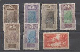 Guinée - A.O.F. (1934-1959)