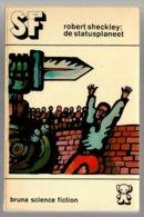 SF 5: De Statusplaneet (Robert Sheckley) (Bruna 1971) - SF & Fantasy