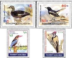 Ref. 33983 * MNH * - BANGLADESH. 1983. BIRDS . AVES - Andere
