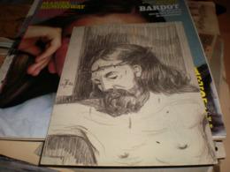 Jesus Pastels Drawings 1946 - Pastelli