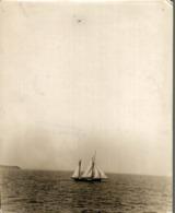 SEE BACK 21*16CM Fonds Victor FORBIN 1864-1947 - Barcos