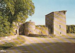 LES ESSARTS. - La Porte Fortifiée Et La Tour Carrée Du Château - Les Essarts
