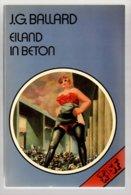 SF 92: Eiland In Beton (J.G. Ballard) (Bruna 1978) - SF & Fantasy