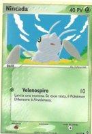 REF. 59 - POKEMON - NINCADA - 66/97 - EX DRAGO - COMUNE - Pokemon