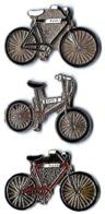 CYCLISME - C37 - 3 Modèles De CYCLES - Verso : SM - Cycling