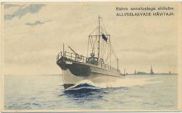 76-531 Estonia Military Ship - Estland
