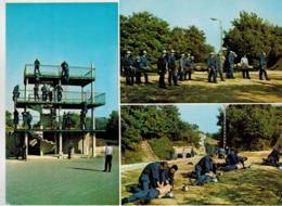 Centre D'instruction Brigade Sapeurs Pompiers Paris - Fort De Villeneuve St Georges (94) - Exercices De Sauvetage Et Sec - Sapeurs-Pompiers