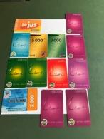 Togo - 13 Different Phonecards ( Variants ) - Togo