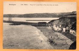Binic France 1915 Postcard - Binic