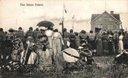 THE SIOUX DANCE. - INDIOS // INDIANS - Indios De América Del Norte