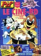 Pif Gadget N°1154 De Mai 1991 - BD Mashémalô Sauvé Des Eaux ( 2ème épisode) - Pif Gadget