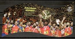 Spain 2018 España / European Handball Champions MNH Campeones De Europa De Balonmano / Cu9515  2-6 - Handball