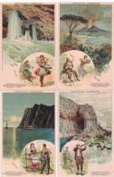 CARTOLINA PUBBLICITARIA POST CARD CARTE POSTALE  .CHOCOLAT LOMBART - Pubblicitari