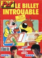 Pif Gadget N°1157 De Juin 1991 - - Pif Gadget