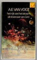 Scala SF 1: Het Rijk Van Het Atoom De Tovenaar Van Linn (A.E. Van Vogt) (Scala 1975) - SF & Fantasy