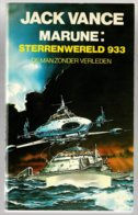Scala SF 58: Marune: Sterrenwereld 933 (Jack Vance) (Scala 1975) - SF & Fantasy