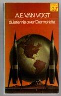 Scala SF 6: Duisternis Over Diamondia (A.E. Van Vogt) (Scala 1975) - SF & Fantasy