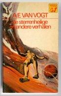 Scala SF 8: De Sterrenheilige En Andere Verhalen (A.E. Van Vogt) (Scala 1975) - SF & Fantasy
