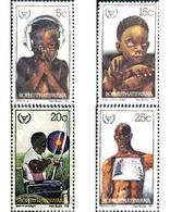 Ref. 81545 * MNH * - BOPHUTHATSWANA. 1981. INTERNATIONAL YEAR OF HANDICAPPED PERSONS . AÑO INTERNACIONAL DE LAS PERSONA - Tir à L'Arc
