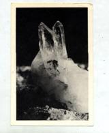 Carte Cristal De Quartz Flamme Carte Jeu - Mines