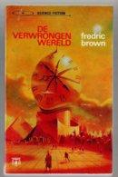 Tijgerpockets 143: De Verwrongen Wereld (Fredric Brown) (Luitingh 1970) - SF & Fantasy