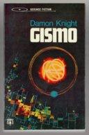 Tijgerpockets 144: Gismo (Damon Knight) (Luitingh 1969) - SF & Fantasy