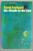 Tijgerpockets: De Draak In De Zee (Frank Herbert) (Luitingh 1973) - SF & Fantasy