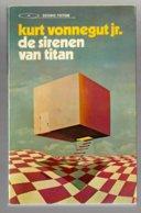 Tijgerpockets: De Sirenen Van Titan (Kurt Vonnegut) (Luitingh 1973) - SF & Fantasy