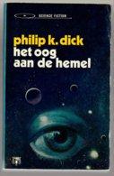 Tijgerpockets: Het Oog Aan De Hemel (Philip K. Dick) (Luitingh 1972) - SF & Fantasy