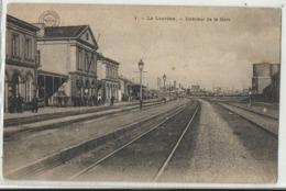 LA LOUVIERE - Intérieur De La Gare (edit Bertels) - Gares - Sans Trains
