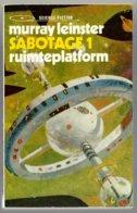 Tijgerpockets: Sabotage 1 - Ruimteplatform (Murray Leinster) (Luitingh 1972) - SF & Fantasy