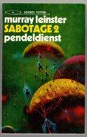 Tijgerpockets: Sabotage 2 - Pendeldienst (Murray Leinster) (Luitingh 1972) - SF & Fantasy