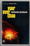 Tijgerpockets: Vuur Over Chao (Bernard Newman) (Luitingh 1970) - SF & Fantasy