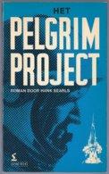 Lutine 6: Het Pelgrimproject De Roman Van Een Maanrace (Hank Searls) (De Klaroen 1965) - SF & Fantasy