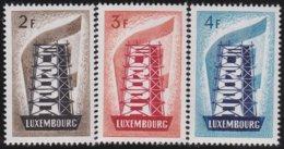 Luxembourg  .    Yvert     .   514/516     .    **     .   Neuf SANS Charniere  .  /   .   MNH - Nuevos