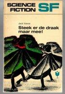 SF 6: Steek Er De Draak Maar Mee! (Jack Vance) (Maraboe 1968) - SF & Fantasy