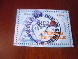 OBLITERATION CHOISIE  SUR TIMBRE NEUF  SPORT 5326 - Frankreich