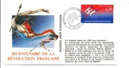 REVOLUTION FRANCAISE - LES VILLES PREFECTURES FETENT LE BICENTENAIRE - TROYES AUBE - French Revolution