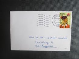 1923 & 24 - Uilenspiegel & Europees Parlement - Allebei Alleen Op Brief - Belgique