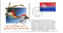 REVOLUTION FRANCAISE - LES VILLES PREFECTURES FETENT LE BICENTENAIRE - TULLE CORREZE - French Revolution