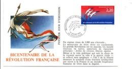 REVOLUTION FRANCAISE - LES VILLES PREFECTURES FETENT LE BICENTENAIRE - PERIGUEUX DORDOGNE - French Revolution